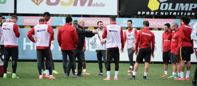 Galatasaray, Mersin'e hazır