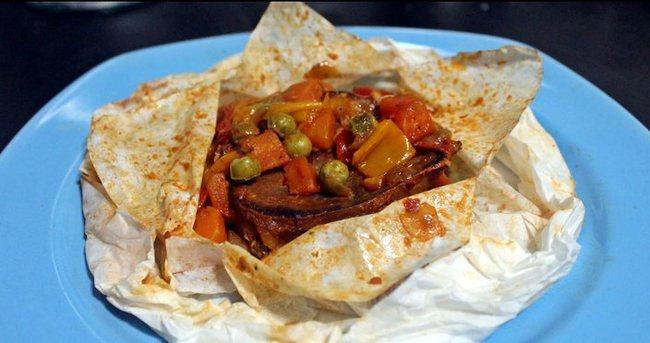 Kağıt Kebabı Nasıl Yapılır?