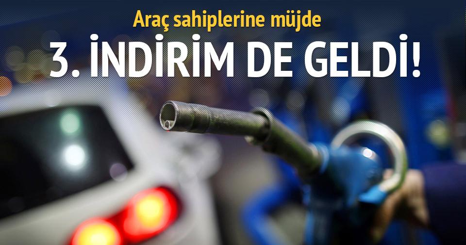 Benzine 3. indirim!