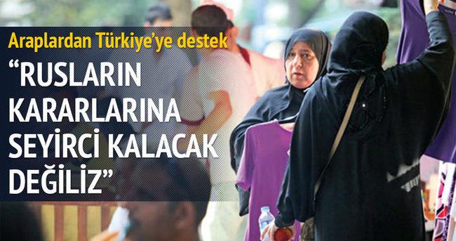 'Türkiye'ye daha fazla Arap turisti göndereceğiz'