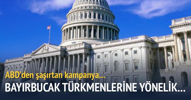 ABD'den Bayırbucak Türkmenlerine yardım eli