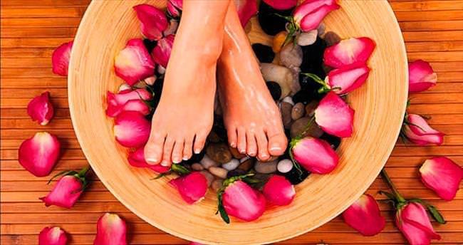 Her mevsim ayaklarınıza aynı özeni gösterin