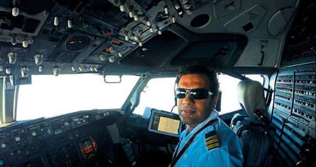 Usta pilotu ölüm otobanda yakaladı