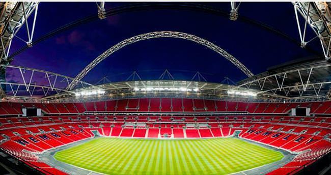 Bekle bizi Wembley