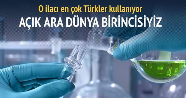 Antibiyotik kullanmada dünya birincisiyiz