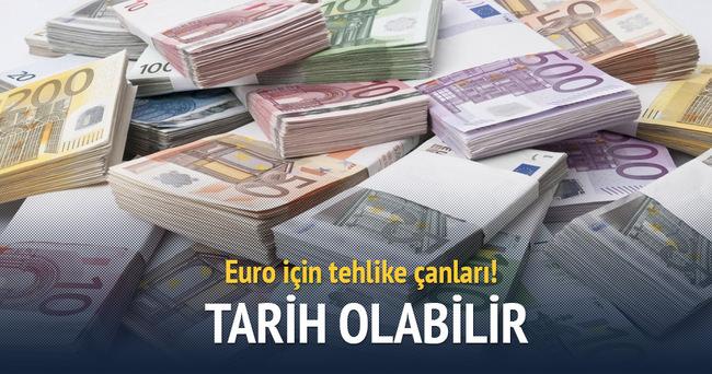 Euro'da tehlike