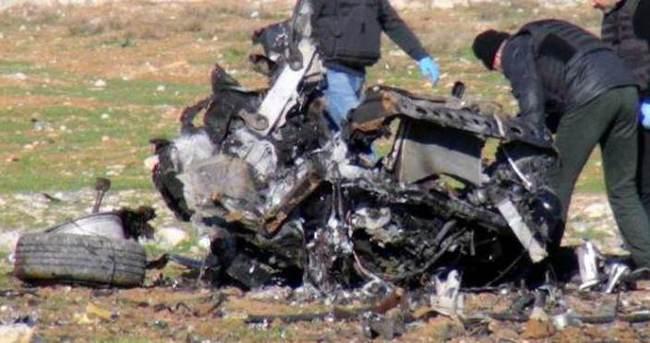 Mardin'de bomba yüklü araç alarmı
