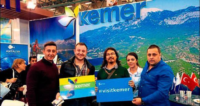 Yerli turistin tercihi Antalya