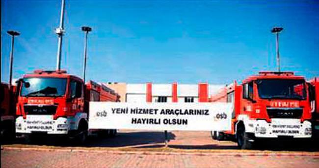 Bayırbucak Türkmenleri'ne bağış yağıyor