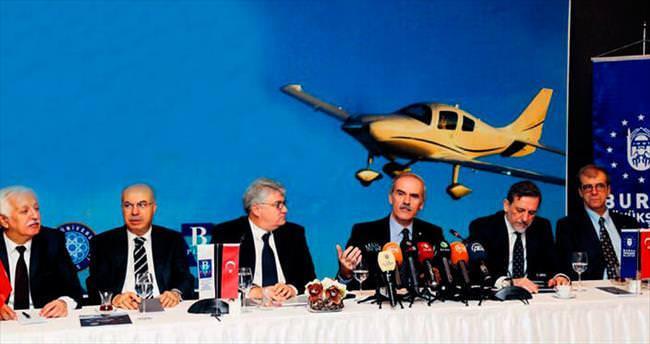 Bursa havacılıkta merkez olacak