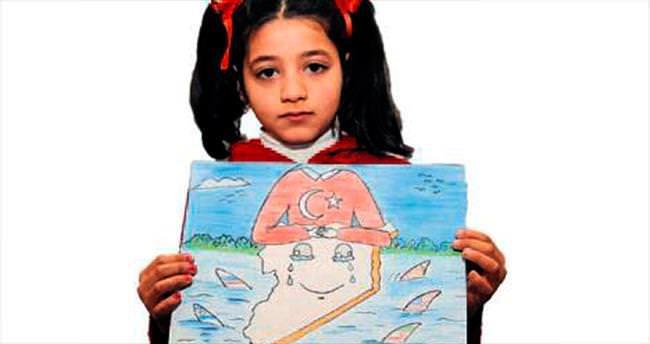 Küçük ressamın gözüyle Türkiye