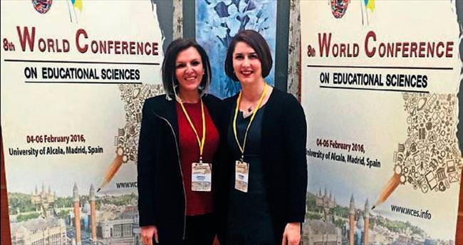 YDÜ İngilizce Öğretmenliği Madrid'te temsil edildi