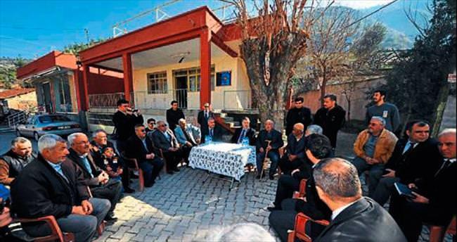 Osmaniye Valisi Kerem Al köylerin dertlerini dinledi