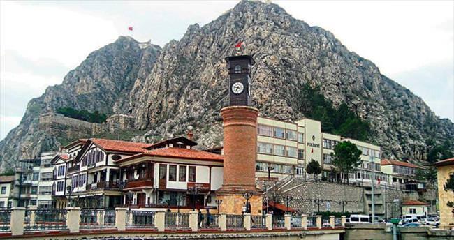 Kralların kenti: Amasya