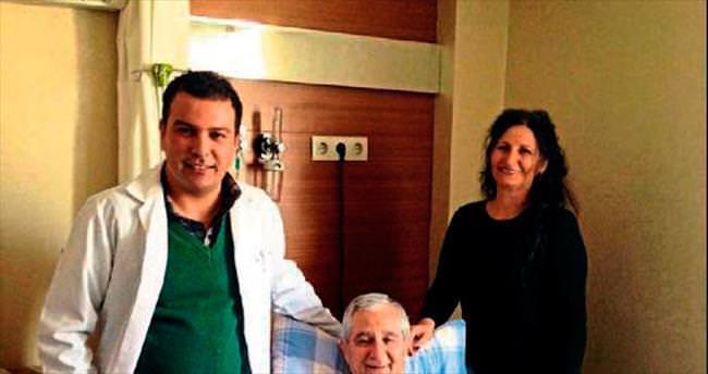 Yakalandığı 2 kanseri iki ay içinde yendi