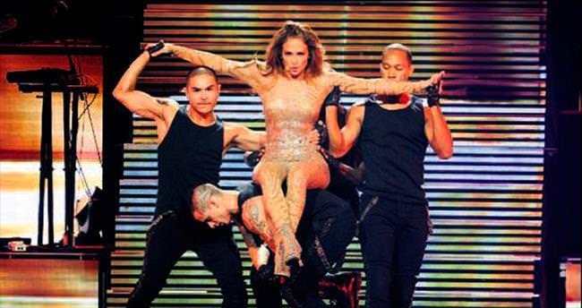 Lopez ve Beyonce'a Tel Aviv baskısı...