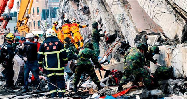 O binada ölenlerin sayısı 116'ya çıktı