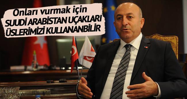 'S. Arabistan uçakları Türkiye'ye gelebilir'