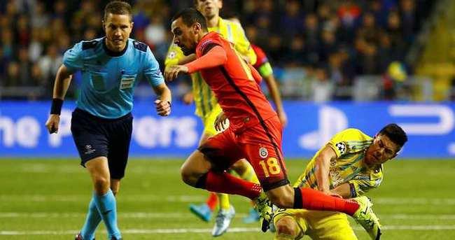 Fenerbahçe-Lokomotiv Moskova maçına İsveçli hakem