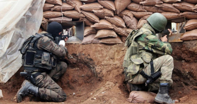 Hain saldırı: 1'i ağır 5 güvenlik görevlisi yaralı