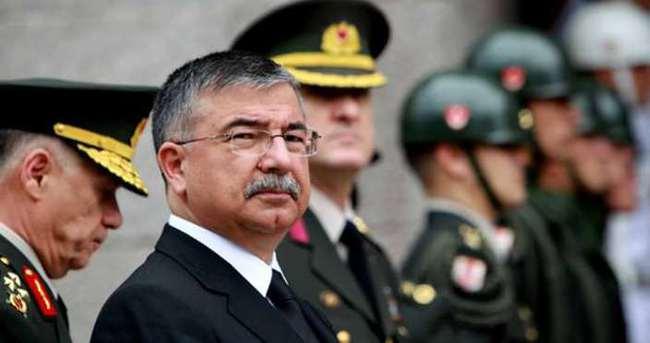 Milli Savunma Bakanı Yılmaz'ın acı günü