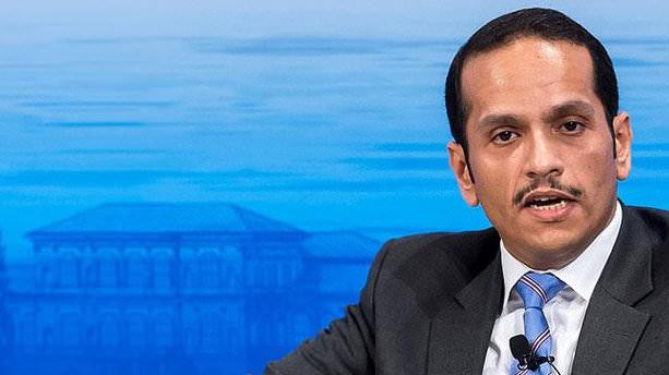 Katar Dışişleri Bakanı Tani: Suriye'ye kara gücü göndermek aciliyet kazandı