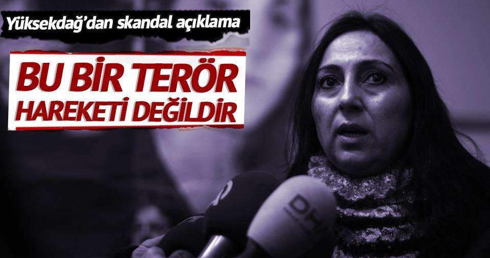 Yüksekdağ'dan sözde 'Öz yönetim' açıklaması