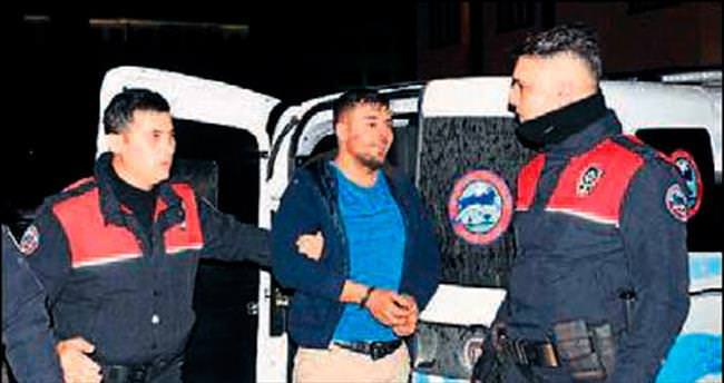 Polisi peşine taktı yine de yakalandı