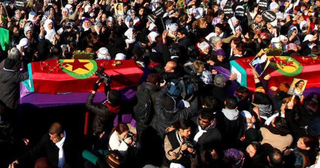 PKK'dan yeni cenaze oyunları