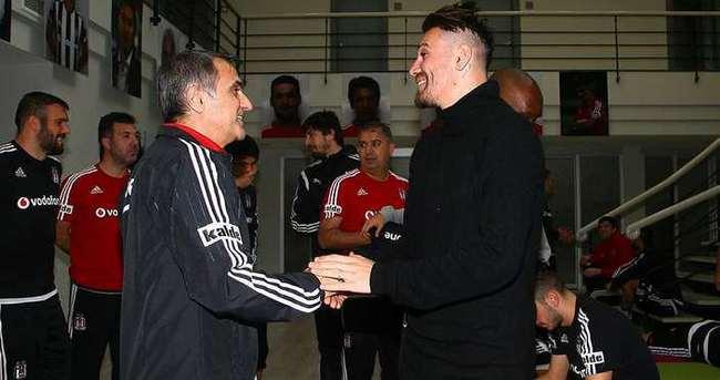 Beşiktaş Ersan'ı vermedi, şampiyonluğu verdi