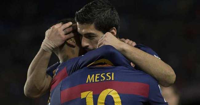 Barcelona: 6 - Celta Vigo: 1