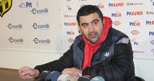 'Beşiktaş maçıyla çıkışımızı sürdürmek istiyoruz'
