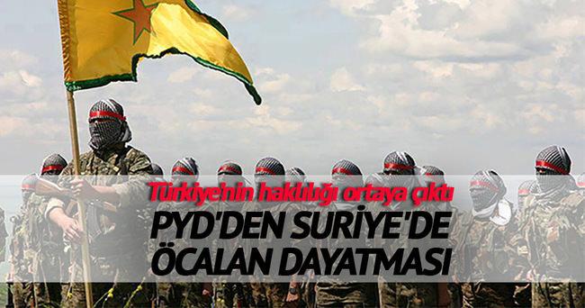 Türkiye'nin PYD haklılığı ortaya çıktı