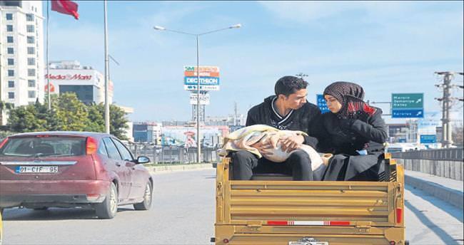 Suriyeli ailenin en acı yolculuğu