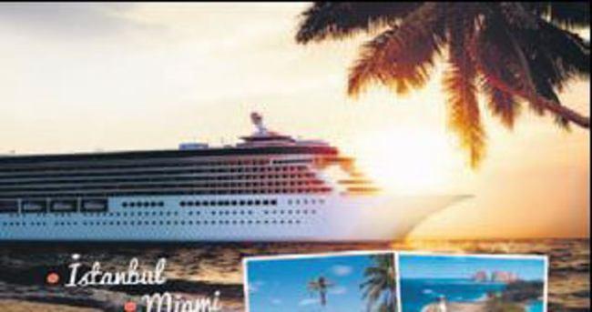 Bahamalar'da tatil şansı için son günler