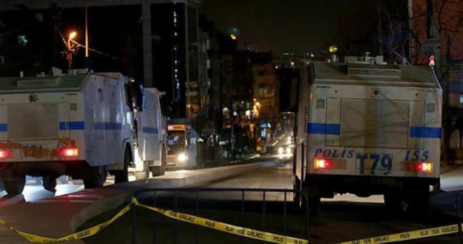 İstanbul ve İzmir'de izinsiz gösteri: 17 gözaltı