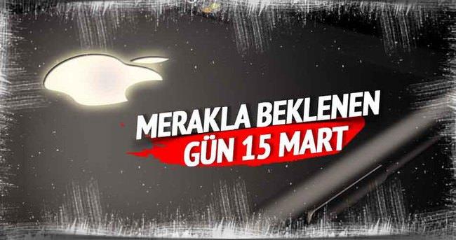 Apple yeni ürünlerini 15 Mart'ta tanıtacak