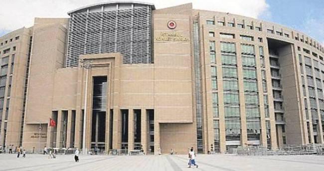 İstanbul Adliyesi'nde terör operasyonu: 2 gözaltı