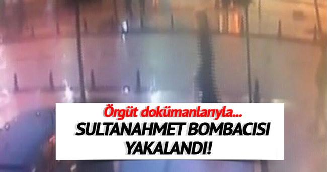 Sultanahmet Bombacısı yakalandı!