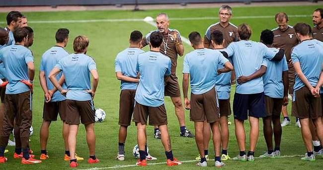 Lazio yarın İstanbul'a geliyor