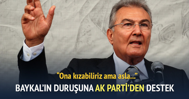 Şamil Tayyar'dan Baykal'a destek