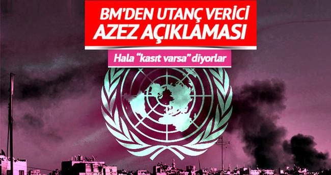 BM'den Azez açıklaması