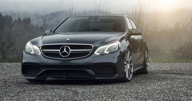 Mercedes için aero paket