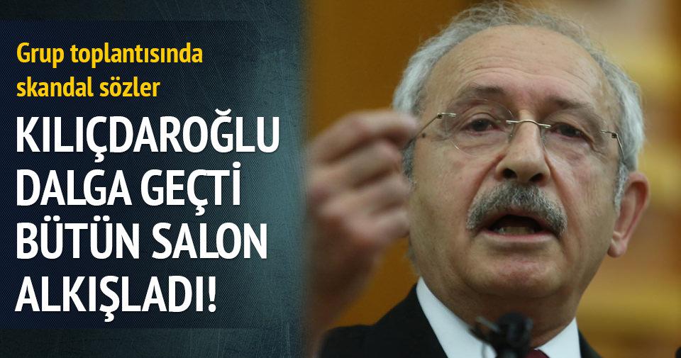 Kılıçdaroğlu Türkmenlerle dalga geçti CHP'liler alkışladı