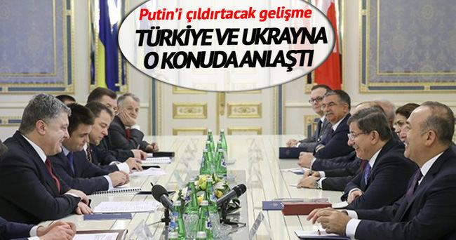 Ukrayna ile Türkiye ortak silah üretecek
