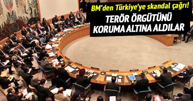 BMGK'dan Türkiye'ye skandal çağrı!