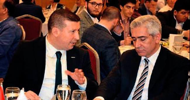 AK Partili Ensarioğlu MÜSİAD'a konuk oldu