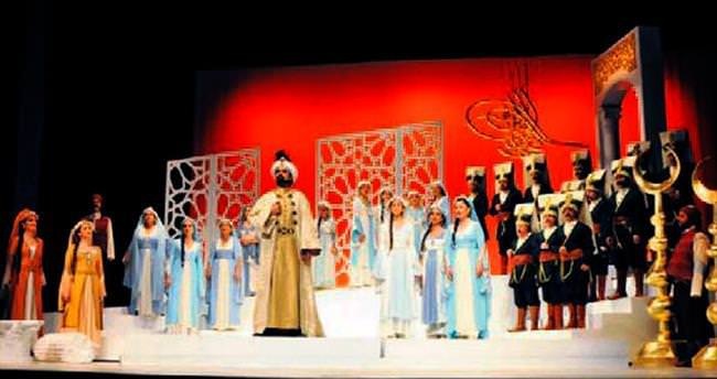 'Saraydan Kız Kaçırma' Ankara Opera'da