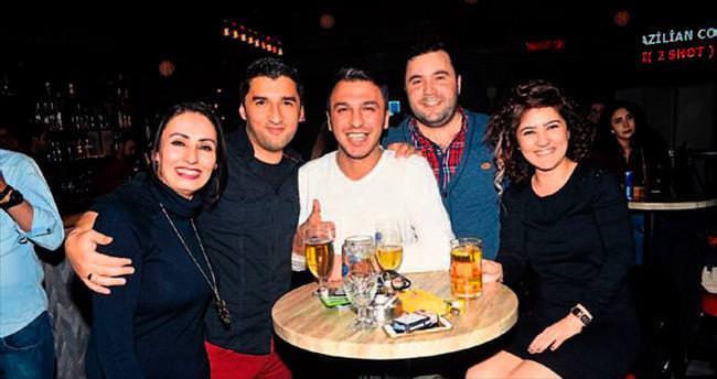 Adanalılar müzik ziyafetinde buluştu