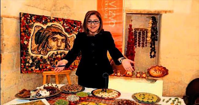 Gaziantep'in başarı yemeği İstanbul'da